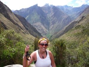 hiking peru 2008