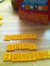 mmmm yumtastic spelling.