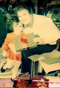 me and Gma Susi, circa 1986?