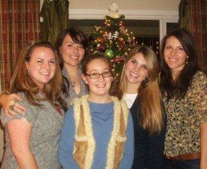 Girl cousins pic, 2010