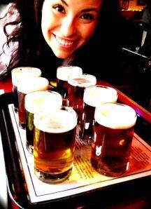 me gusta cerveza.