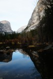 Mirror Lake under Half Dome