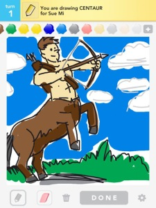 draw-something-centaur