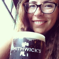 So tired...Smithwick's cures.