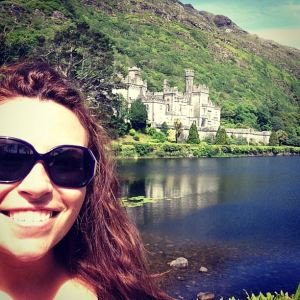 Kylemore Abbey was brilliant