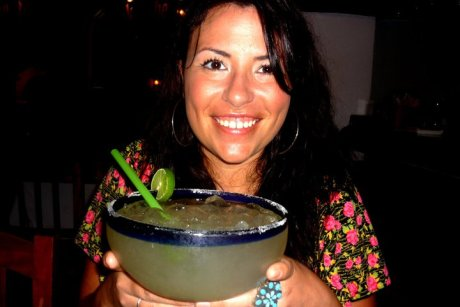 I turned 27 in Puerto Vallarta, and asked for a margarita as big as my face. I'll turn 30 in Puerto Rico, and will probably ask for the same. :)