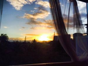 barra sunset hammock