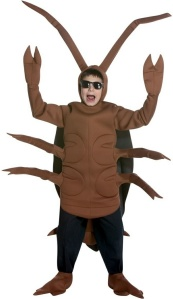 "heads up - don't google ""scary cockroach."" google ""fun cockroach."""