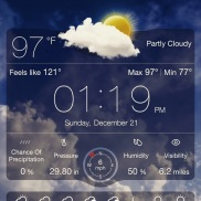 """""""feels like 121."""" ouch. ouuuuch."""