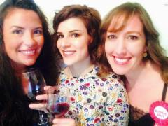 argentina wine selfie