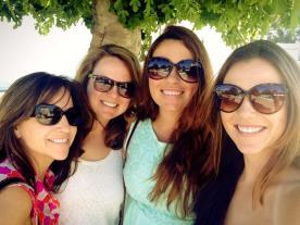 mom sisters me