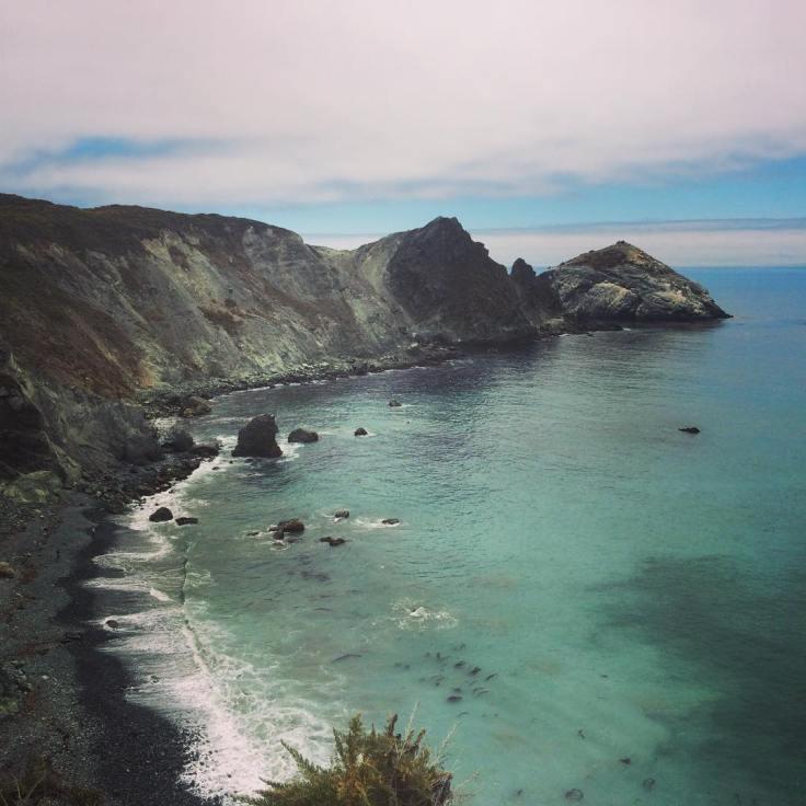 Big Sur camping trip 2015