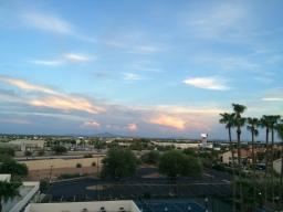 my balcony view!