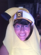 i've gotten so much mileage out of this banana suit it is ridiculous.