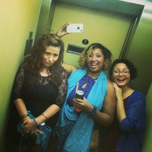 """""""noooo rachel that is NOT how you take elevator selfies!"""""""