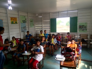 amazon school room