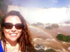 i thought a rainbow!