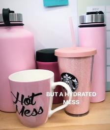 hot mess mug